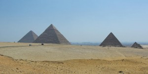 Les Pyramides de Gizeh
