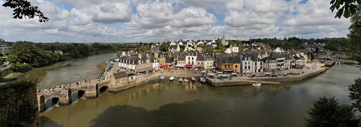 Saint-Goustan, port d'Auray.