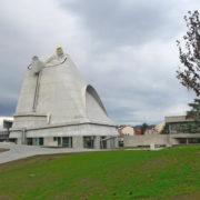 Le Corbusier à Firminy, Eglise St-Pierre achevée en 2006