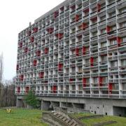 Le Corbusier à Firminy, Unité d'Habitation