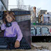 Street Art Spot13 - Anna Conda Art
