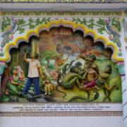 Kenya, Mombasa, Temple Swaminarayan, Tu ne boiras pas....