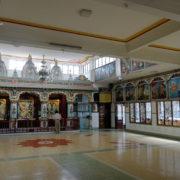 Kenya, Mombasa, Swaminarayan: Grande salle des prières