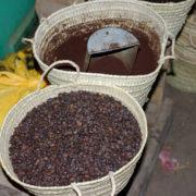 Kenya, Mombasa, Café en grain, ou moulu