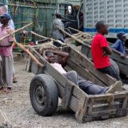 Kenya, Mombasa, Service livraison