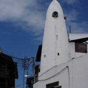 Kenya, Mombasa, Une des nombreuses mosquées