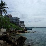 Kenya, Mombasa, Entre le vieux port et fort Jésus