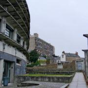 Le Corbusier, La maison radieuse de Rezé, Le Corbu vu de la cité administrative de Rezé