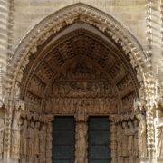 Cathédrale Saint-Étienne, Portail