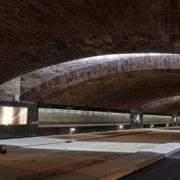 Passage de L'Amphithéâtre - sous les quais de la Gare de Metz
