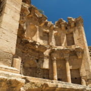 Nymphée monumental, fontaine noumumentale 191 ap JC.