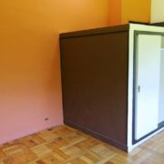 Le Corbusier, la villa Savoye, La chambre du fils