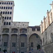 Barcelone, Barri Gotic, Plaça del Rei