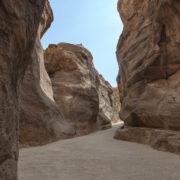 Petra, Le Siq