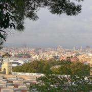 Barcelone, Montjuic
