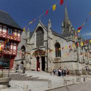 basilique Notre Dame du Roncier à Josselin