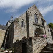 Eglise paroissiale de la Trinité Porhoët