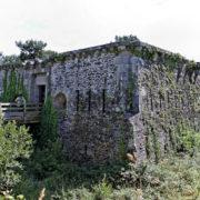 Fortification militaire à la Pointe des espagnols