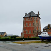 La tour Vauban et la Chapelle de Notre-Dame-de-Rocamadour