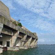 Lorient, base de sous-marins de Keroman