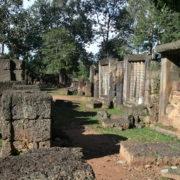 Preah Kô, le le premier temple khmer construit en 880