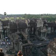 Vue panoramique depuis le sanctuaire