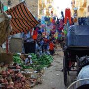Louxor - Au marché