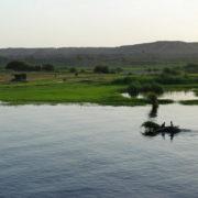 Navigation sur le Nil vers Assouan
