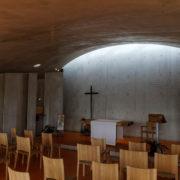 Monastère, extension de Renzo Piano inaugurée en 2011