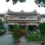 La maison-chapelle de la famille Tran