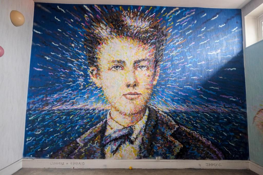 Portrait of Rimbaud, Jimmy C (Australie)