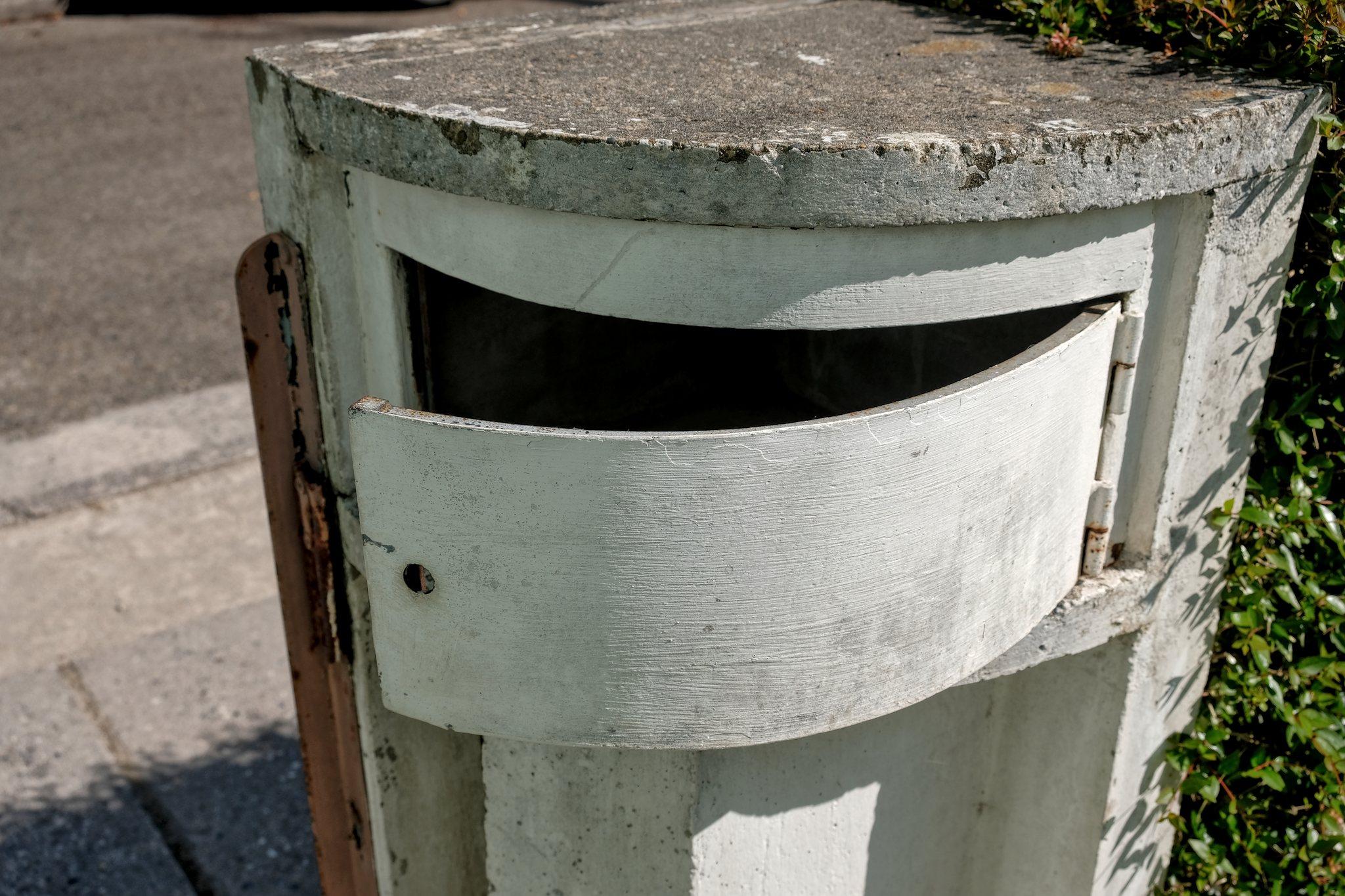 Cité Frugès, boites à lettres