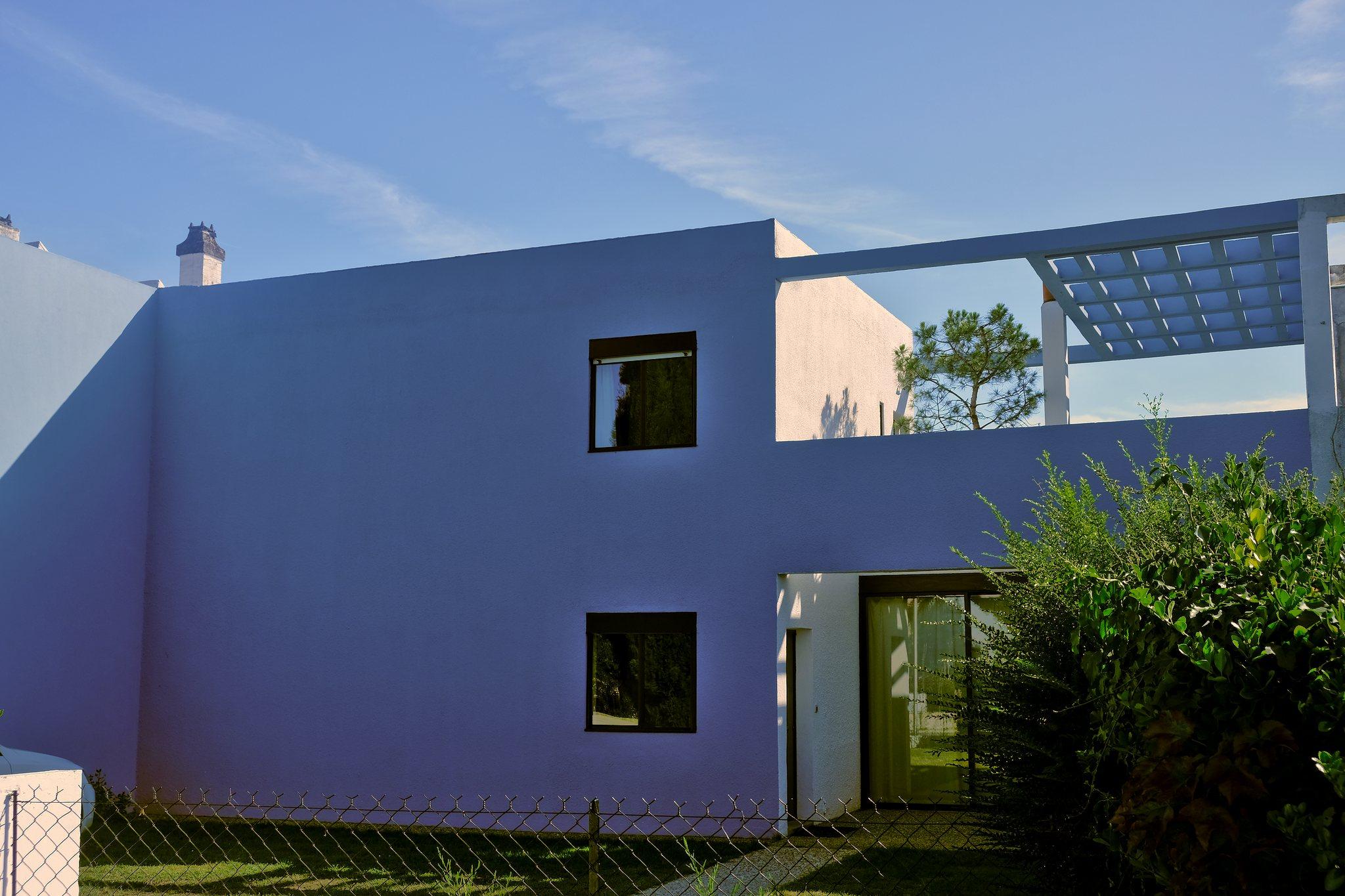 Cité Frugès, maison Zig-Zag